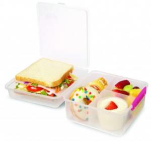 LUNCH CUBE MAX WITH 1 YOGHURT POT TO